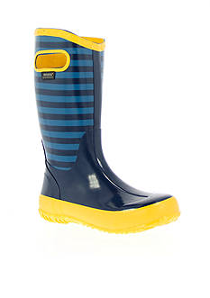 Bogs Stripe Rain Boot - Infant/Toddler/Youth Sizes 7 - 6 - Online Only