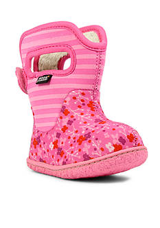 Bogs Classic Flower Stripe Infant Boot