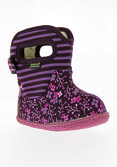Bogs Classic Flower Stripe Infant Boot