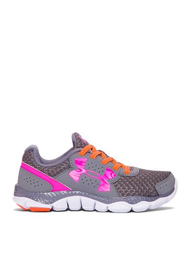 Under Armour® Engage Running Shoe - Girl Toddler/Youth Sizes