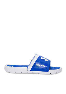 Under Armour® Playmaker VI Slip On Sandal - Boys Youth Sizes