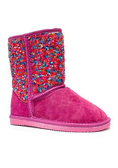 LAMO Footwear Sequin Girl Pattern Boot