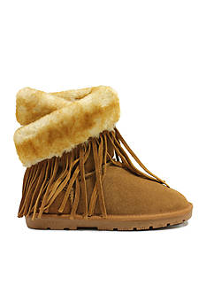 LAMO Footwear Fringe Wrap Boot
