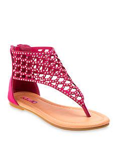 Josmo Studded Carved Sandal