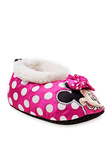 Disney® Minnie Mouse™ Slipper - Toddler/Youth