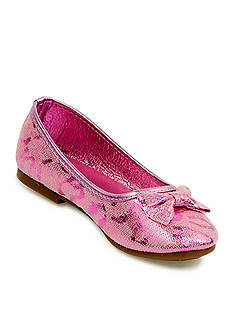 Rugged Bear® Sequined Ballet Flat - Youth