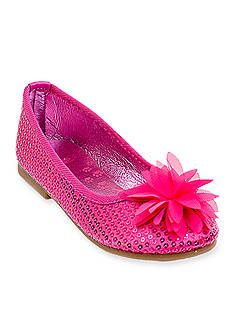 Rugged Bear Sequined Ballet Flat - Youth
