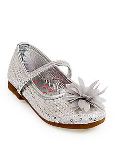 Rugged Bear Sequined Ballet Flat - Toddler