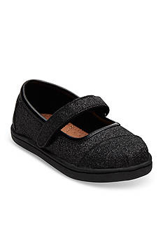 TOMS Glimmer Mary Jane Shoes - Girls Infant/Toddler Sizes