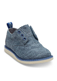 TOMS Brogue Boys Shoe - Infant/Toddler Sizes
