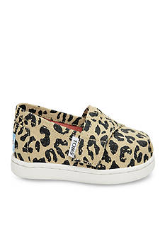 TOMS® Classics Cheetah Slip On - Infant/Toddler Sizes
