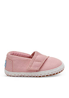 TOMS® Crib Alpargata - Girls Infant Sizes