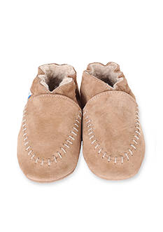 Robeez Cozy Moccasin Shoe- Infant/Toddler Sizes