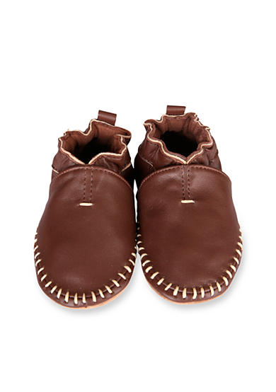 Robeez® Classic Moccasin Shoe - Infant/Toddler Sizes