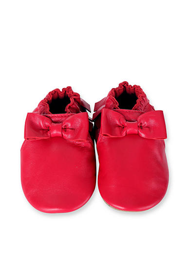 Robeez® Maggie Moccasin Crib Shoe - Infant Sizes