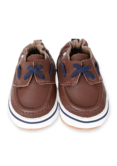 Robeez® Connor Crib Shoe - Infant/Toddler Sizes