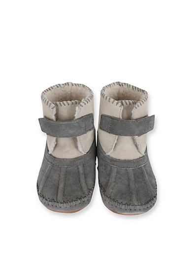 Robeez® Galway Cozy Crib Shoe - Infant/Toddler Sizes
