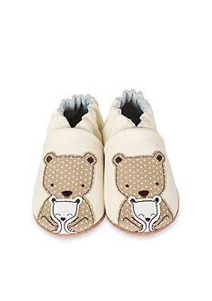 Robeez Bear Hug Crib Shoe - Infant Sizes