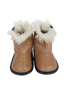 ROSIE POPE Bam Cozy Boot- Infant SizesFaux Fur- 100% Polyester
