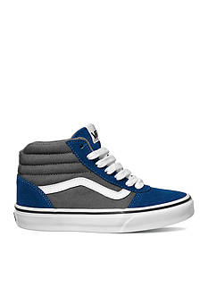 Vans Ward Hi-Top Two-Tone Sneakers - Toddler/Youth Sizes