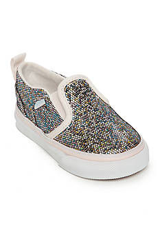 Vans Asher V Glitter - Girls Infant/Toddler Sizes
