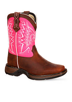 DURANGO Lil Rebel Let Love Fly Western Boot- Girl's Toddler Sizes