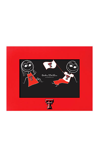 Texas Tech Red Raiders 6x4 Frame - Online Only