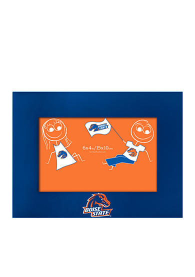 Boise State 6x4 Frame - Online Only