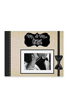 New View Wedding Memory Book