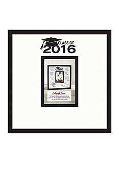 New View Class of 2016 Autograph 5-in. x 7-in. Frame