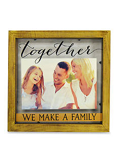 New View 'Together We Make A Family' 4x6 Frame