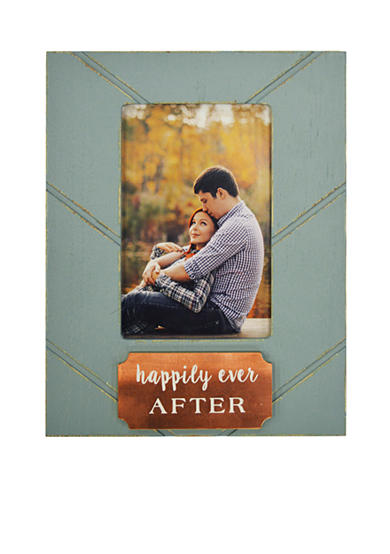 New View Happily Ever After 4x6 Frame