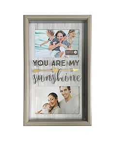 New View You Are My Sunshine Double 4x6 Frame