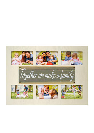 New View Together We Make a Family Collage
