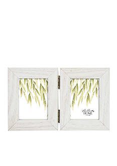 New View Paper Wrapped Double Hinged Frame