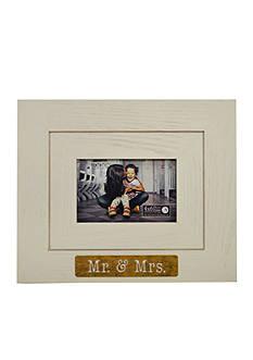 New View Mr. & Mrs. 4x6 Frame