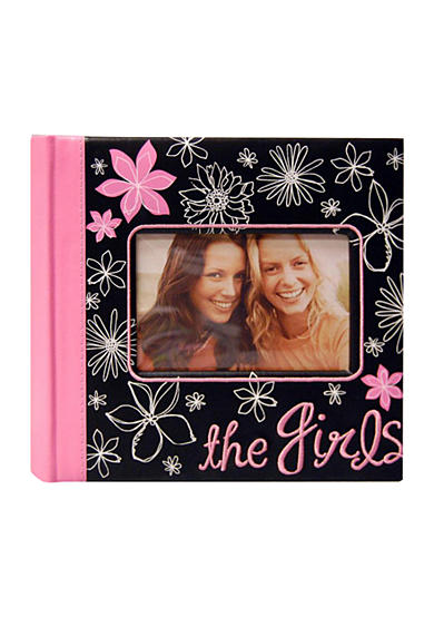New View The Girls 4x6 Album