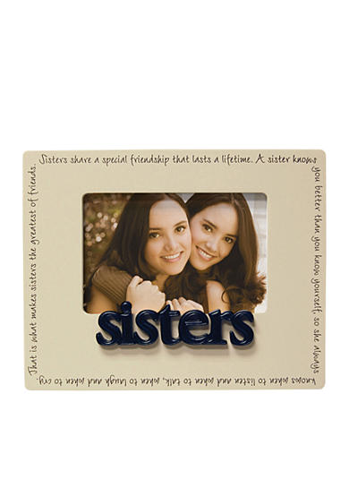New View Sisters 4x6 Frame