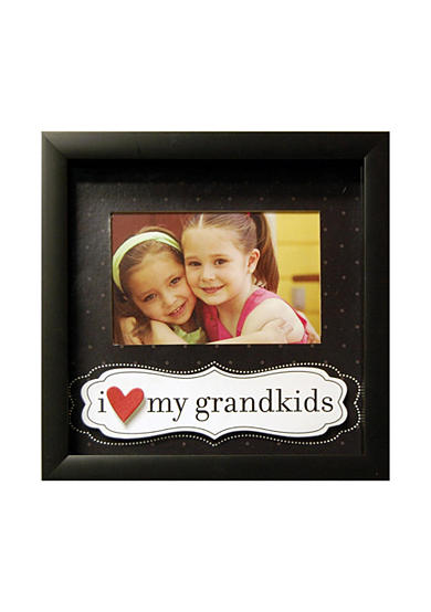 New View Lasting Love I Heart My Grandkids 6x4 Frame