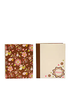 New View Allium Vine 4x6 Photo Albums Set of 2