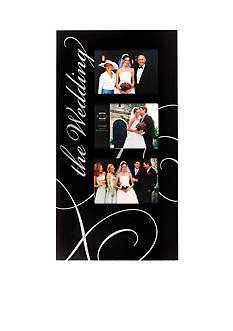 Prinz Ltd. The Wedding Collage 5x7 Frame - Online Only