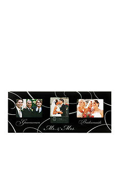 Prinz Ltd. Mr. & Mrs. Wedding Collage 5x7 Frame - Online Only