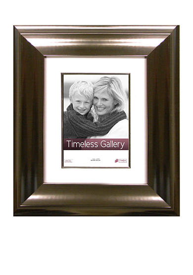 Timeless Frames Elise Gallery 8x10 Frame, Stainless - Online Only