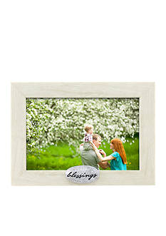 Fetco Home Decor Stones Frame Blessings