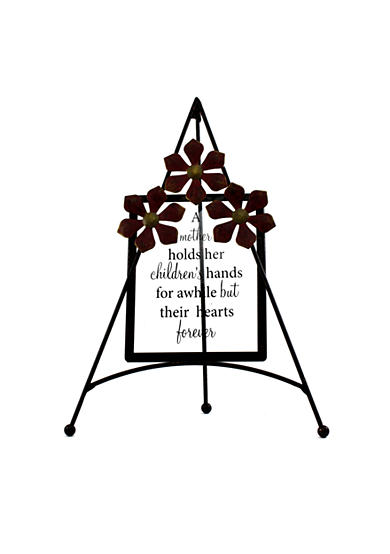 Fetco Home Decor Halle Mother Sentiment Easel