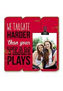 Fetco Home Decor We Tailgate 4x6 Frame