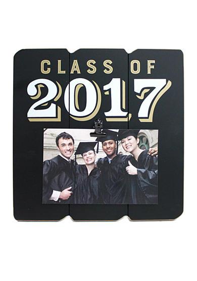 Fetco Home Decor 4x6 Class of 2017 Clip Frame Belk