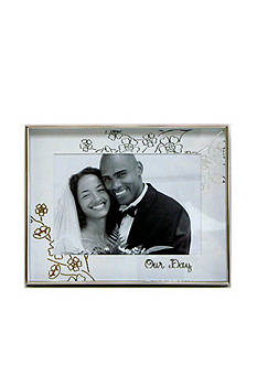 Fetco Home Decor Our Day Wedding Frame