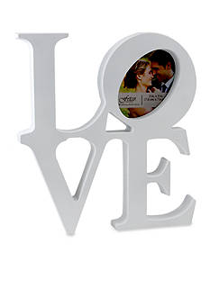 Fetco Home Decor Love 3 x 3 Frame