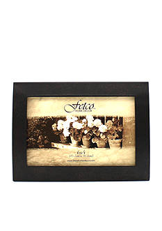 Fetco Home Decor Tuscan Solid Bronze 6x4 Frame